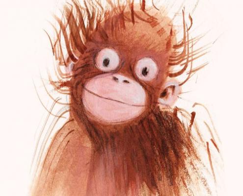 baby monkey ideehb
