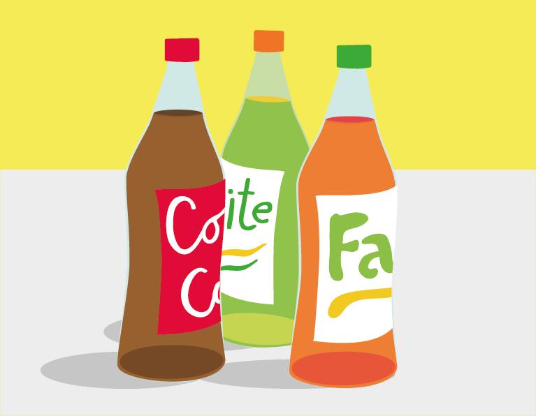 drink beverage illustration