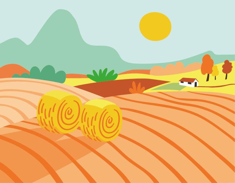 autumn illustration ideehb
